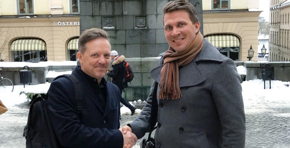 Norrländsk uppstickare gör förvärv för att erövra Stockholm