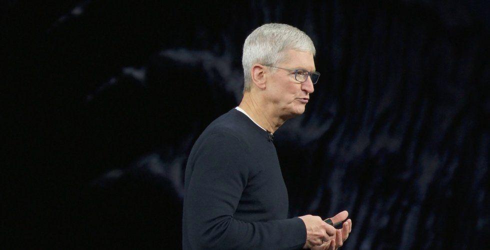 Walt Disney-chefen lämnar Apples styrelse - blir konkurrenter