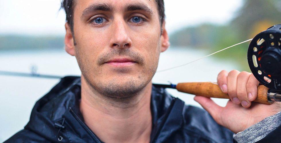 UX-veteranen Palle Ryde nappade direkt på Fishbrains erbjudande