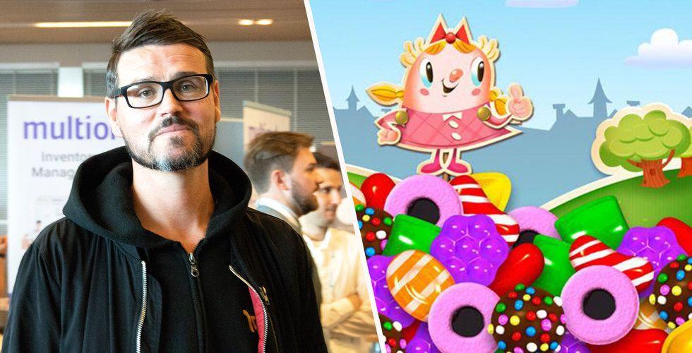 """King-grundaren Thomas Hartwig: """"Kan inte förvänta oss något i nivå med Candy Crush"""""""