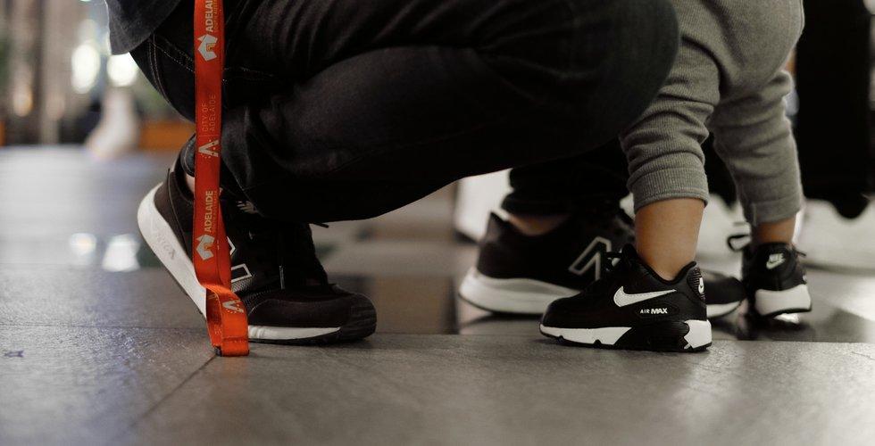 Nike investerar i Handsfree Labs