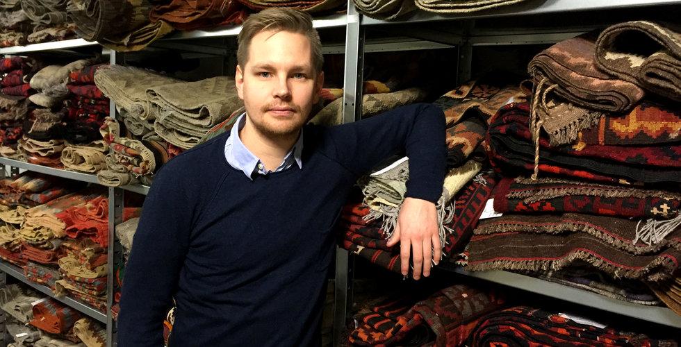 Byggde e-handel på kohudar - nu säljer Magnus Skoglund till Addnature-gänget