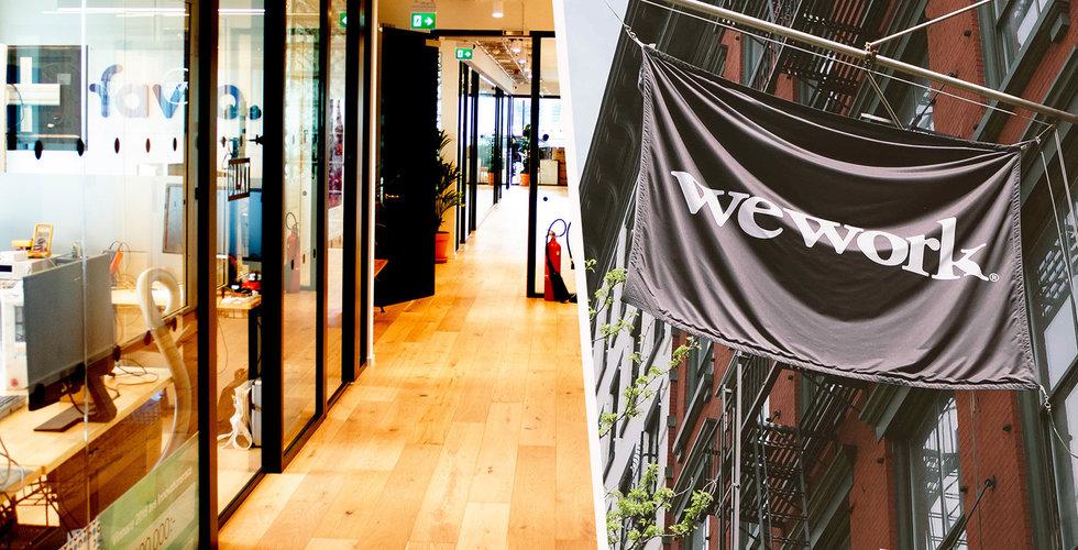 Wework tror sig vända till lönsamhet nästa år