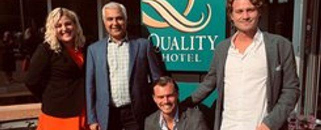 Pushappy skriver samarbetsavtal med Nordic Choice Hotels