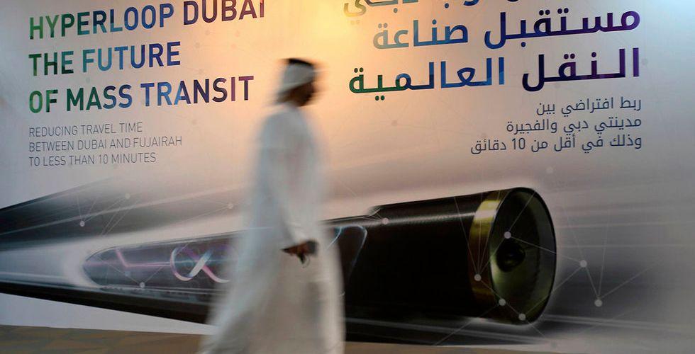Hyperloop dyrare än Musk trodde – bolaget söker megainvestering