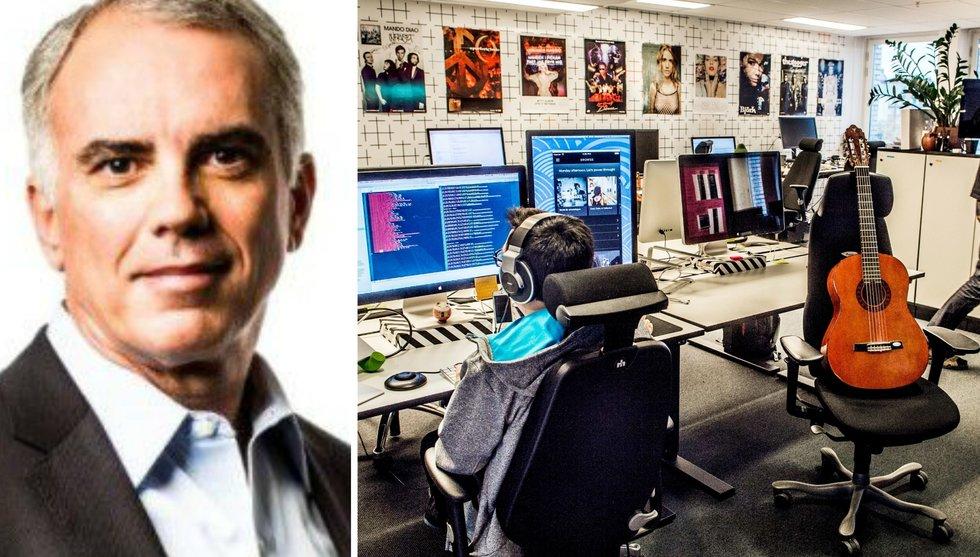 Spotify snor Microsofts toppjurist - ska sköta musikrättigheter