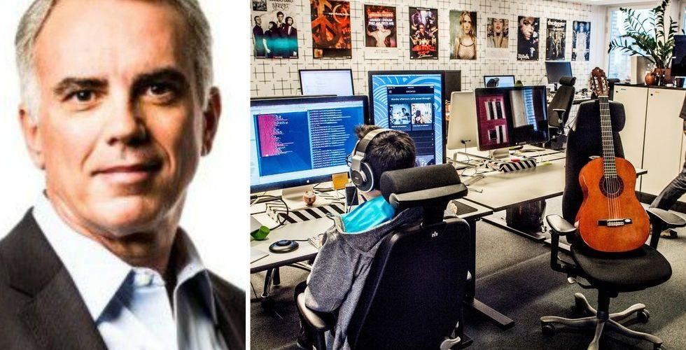 Breakit - Spotify snor Microsofts toppjurist - ska sköta musikrättigheter