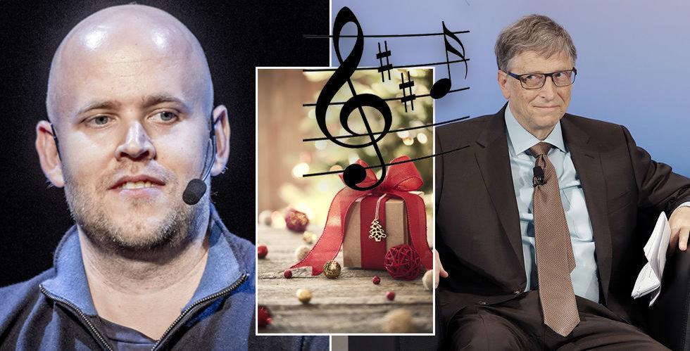 Breakit - Spotify fick precis en tidig och generös julklapp – från Microsoft