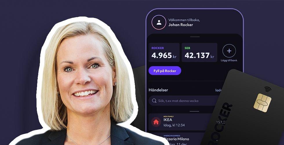 """Ny vd och ny produkt – Rocker gör en omstart: """"Konkurrerar direkt med storbankerna"""""""