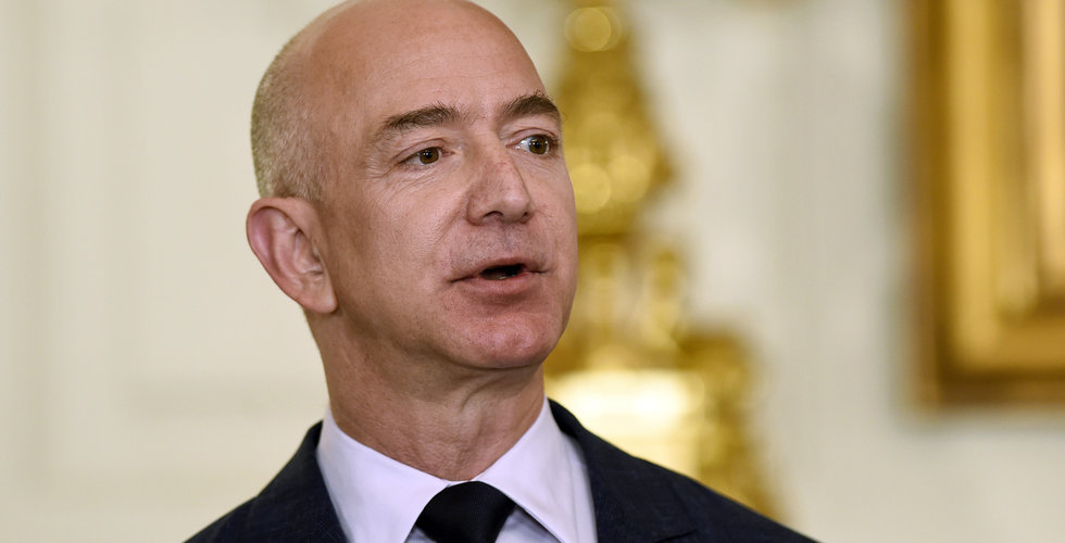 Wei Gao blir ny skuggrådgivare åt Jeff Bezos