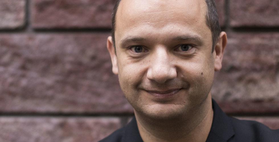 Daniel Daboczy är konstvetaren som ska förändra finansbranschen med Fundedbyme