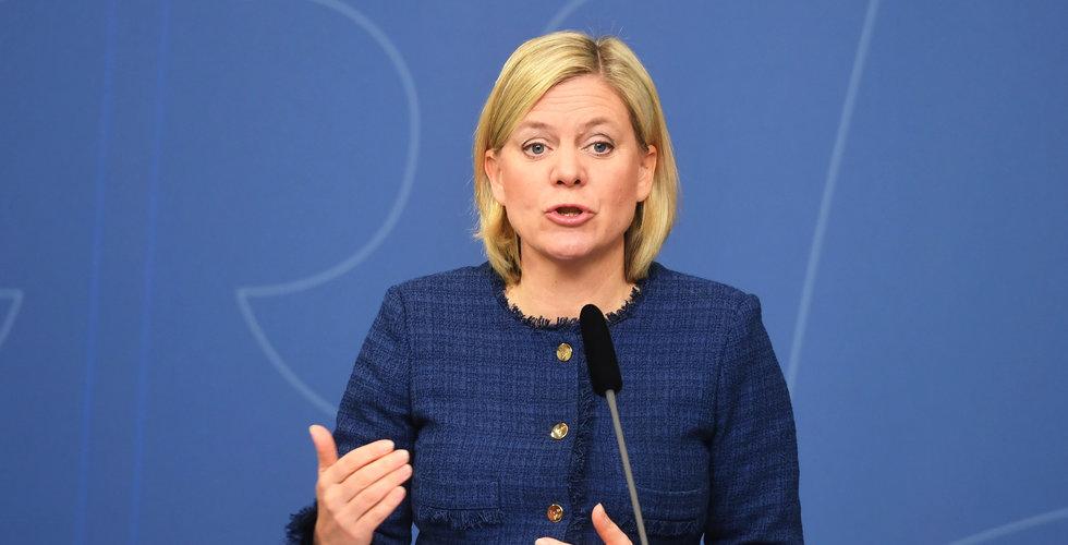 Ny bankskatt ska finansiera satsning på försvaret – kraftiga reaktioner