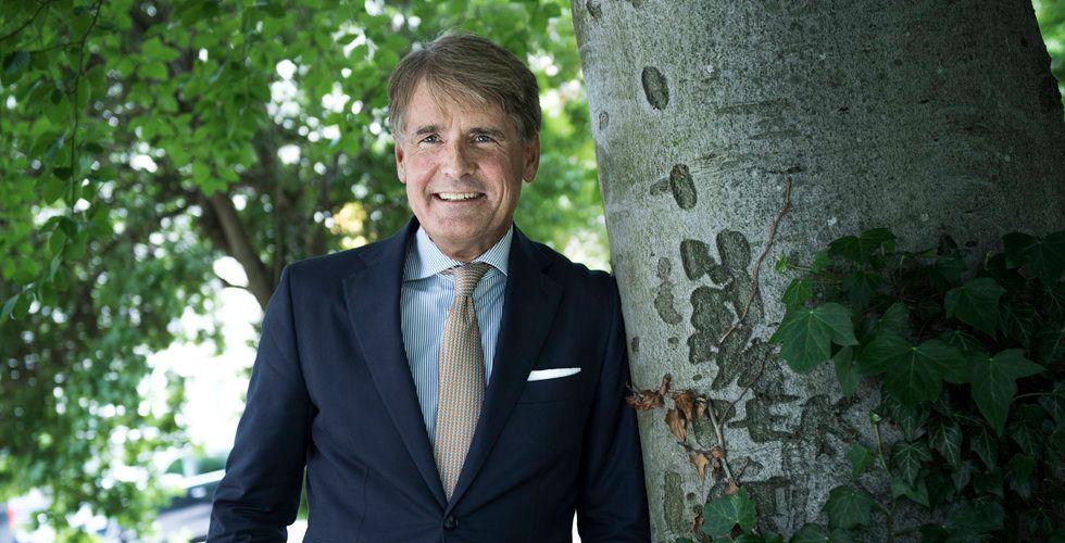 Cevian passerar Investor som största ägare i Ericsson