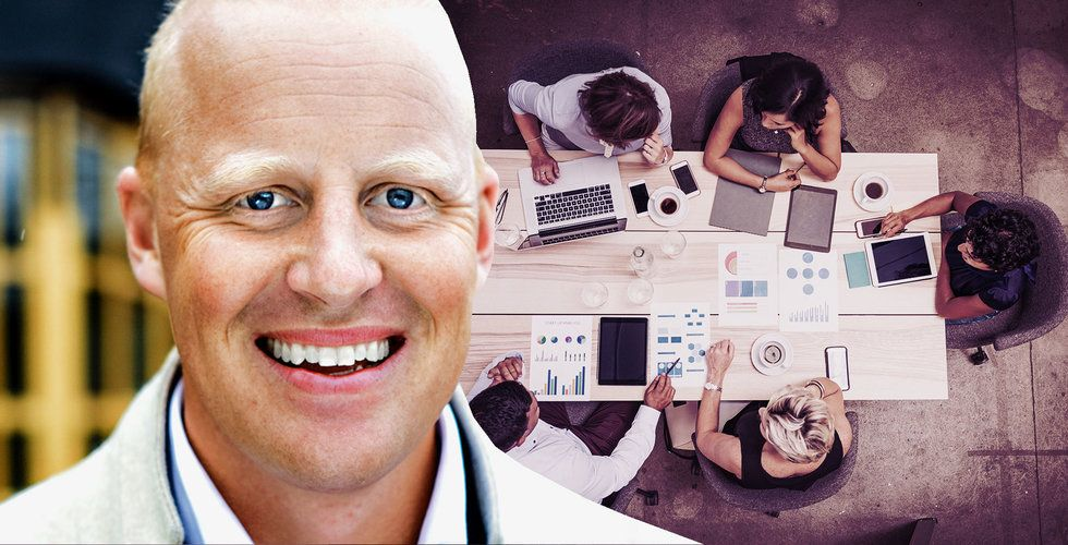 Henrik Persson Ekdahl: 5 steg – så får du en investering till ditt drömbolag