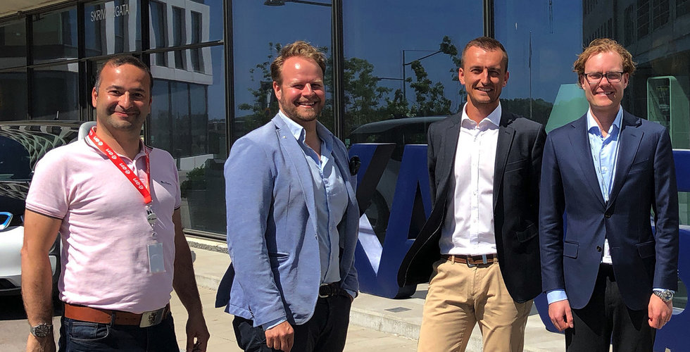 Ourgreencar utmanar Volvos bilpool – landar miljonavtal med Skanska