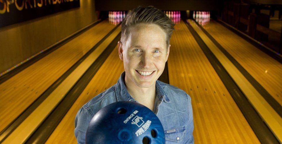 Breakit - Fishbrain-grundaren Jens Lindmans nya projekt – går in i bowlingstartup