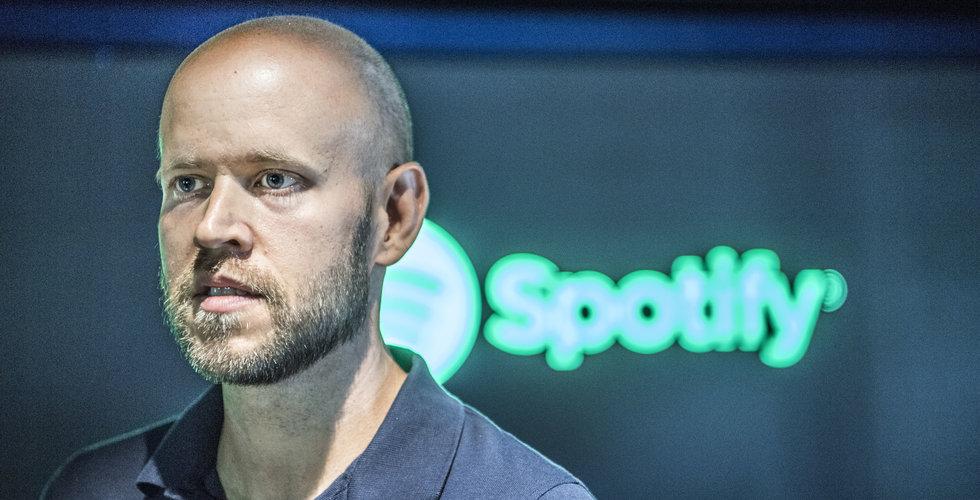 Spotify expanderar till Mellanöstern och Nordafrika