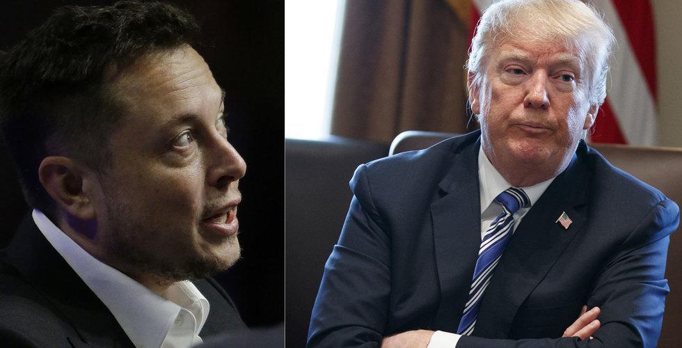 Tesla stämmer USA:s regering för Kina-tullar