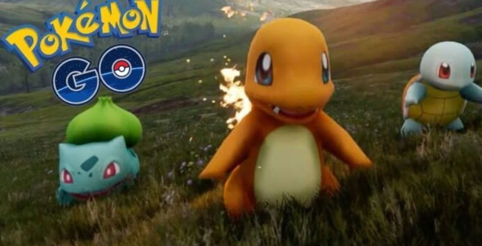 AR blev just mainstream - tack vare Nintendos Pokémon Go