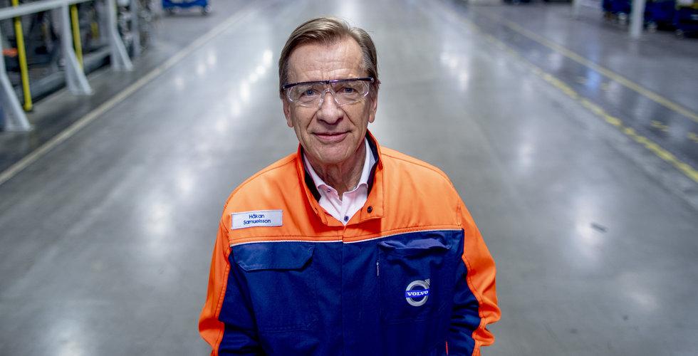 Inför debuten: Volvo Cars värderas till 163-200 miljarder