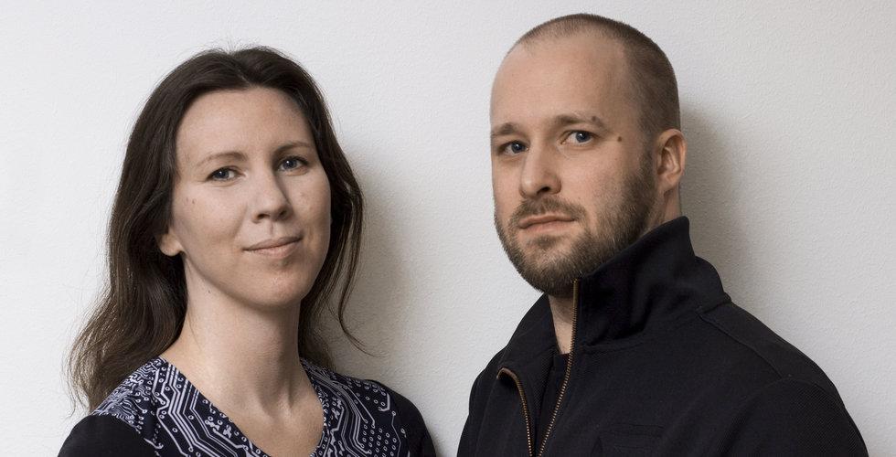Linda och Fredrik Zetterman lämnar Paradox – nu startar de egen studio