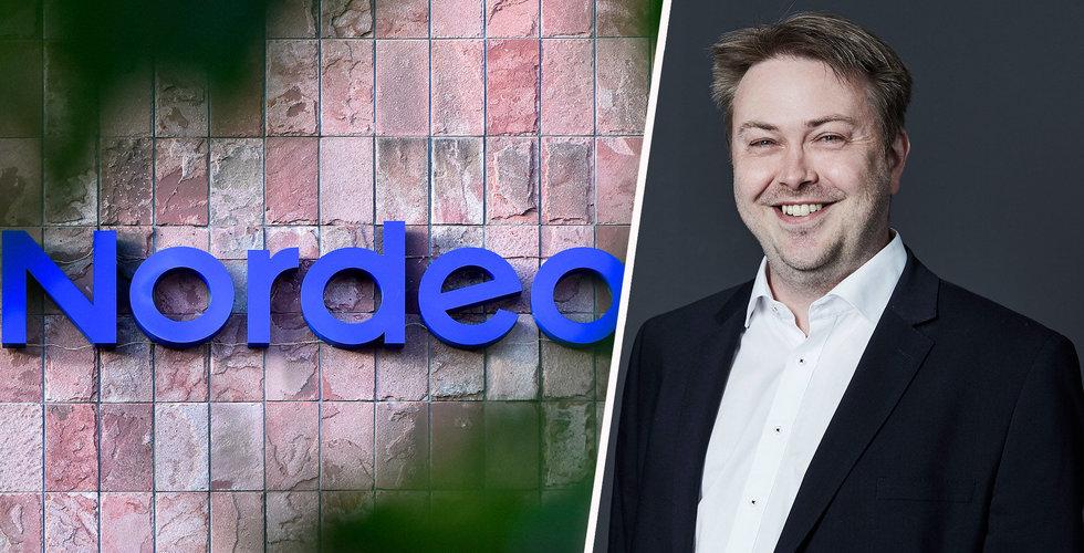 Nordea investerar i danska fintechbolaget Subaio