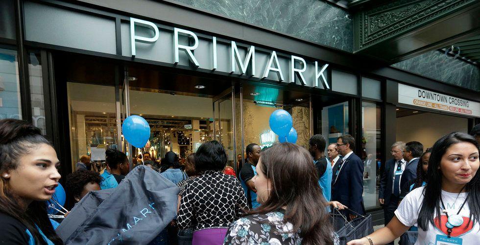 H&M-konkurrenten Primark vägrar betala hyra