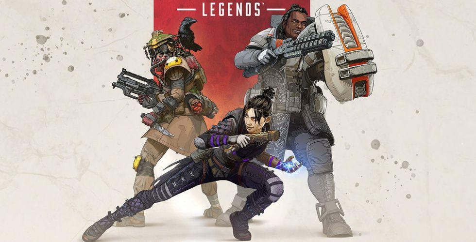 Apex Legends nådde 10 miljoner spelare på 72 timmar