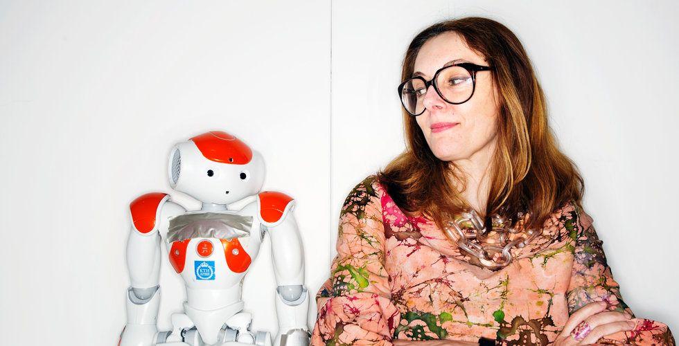 Robotforskaren Danica Kragic Jensfelt tar plats i H&M:s styrelse