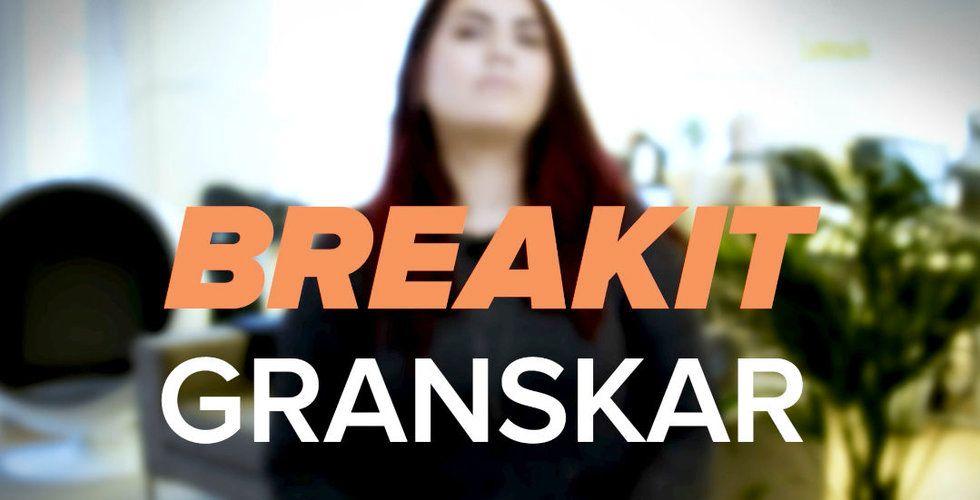 Breakit - Hur är det att vara kvinna i tech-Sverige? Hjälp oss att granska!