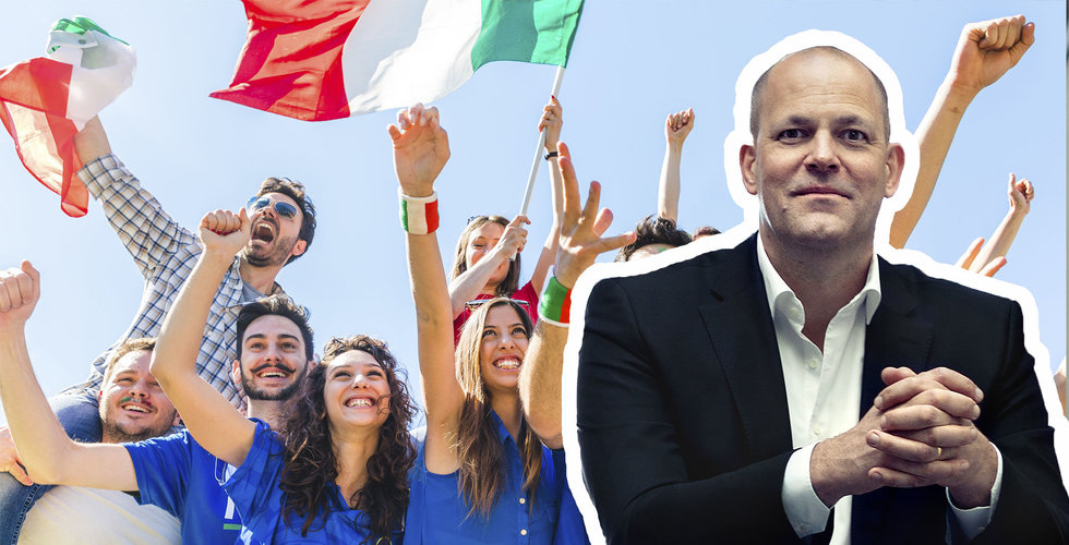 """Catena media köper Asap Italia: """"Nu blir vi störst i världen"""""""
