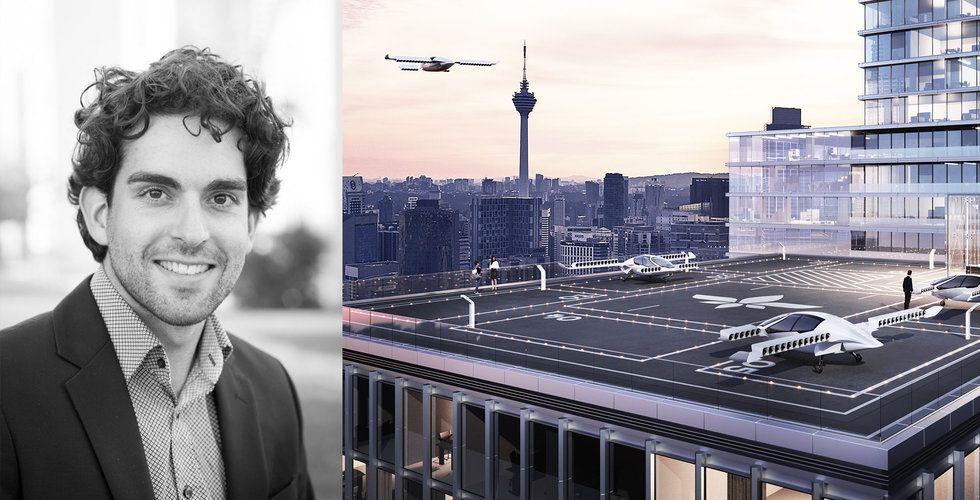 """Breakit - Flygande """"bilar"""" på väg att bli verklighet: """"Ni kommer att se den i Stockholm"""""""
