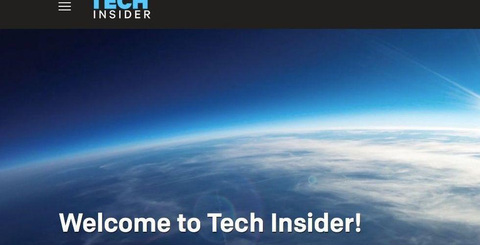 Breakit - Business Insider startar techsajt –med konkurrensen är tuff