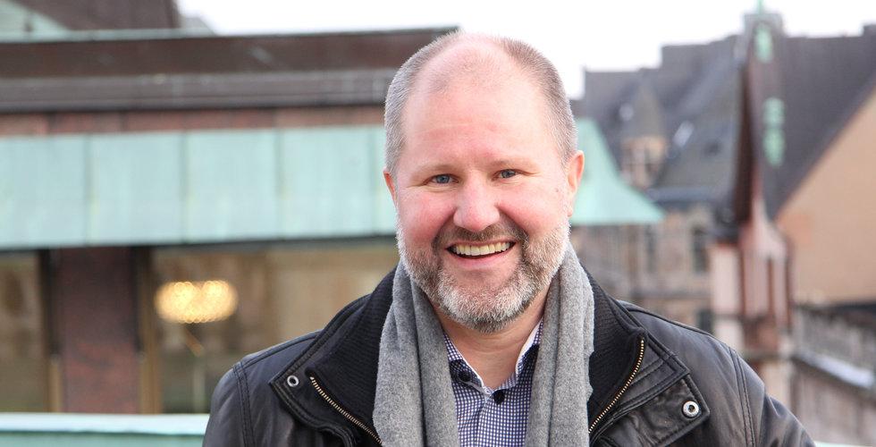 Fingerprints gamle vd Jörgen Lantto tar Zwipe till börsen