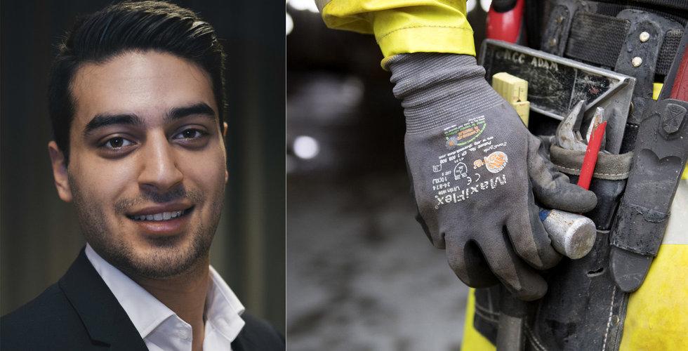Breakit - Zaver växlar upp mot företag – inleder samarbete med Servicefinder