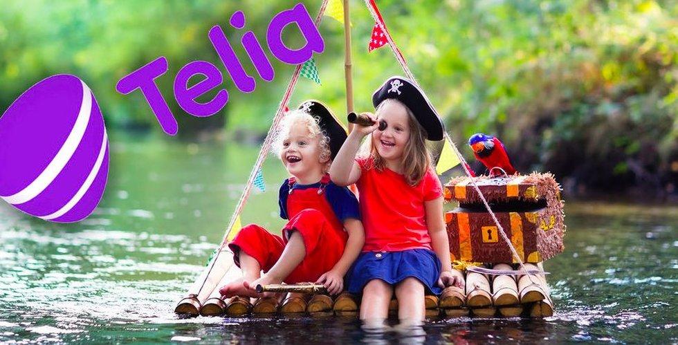 Telia överklagar beslut om att blockera Pirate Bay