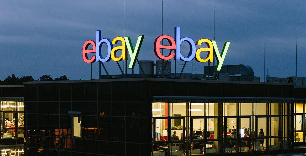 Ebays grundare lämnar styrelsen