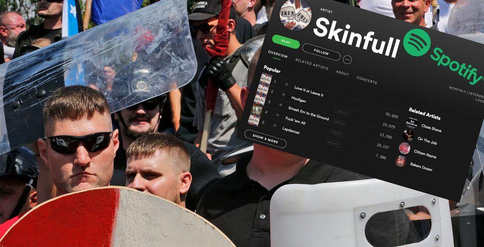 Breakit - Vit makt-musik på Spotify – de drar in pengar via musiktjänsten