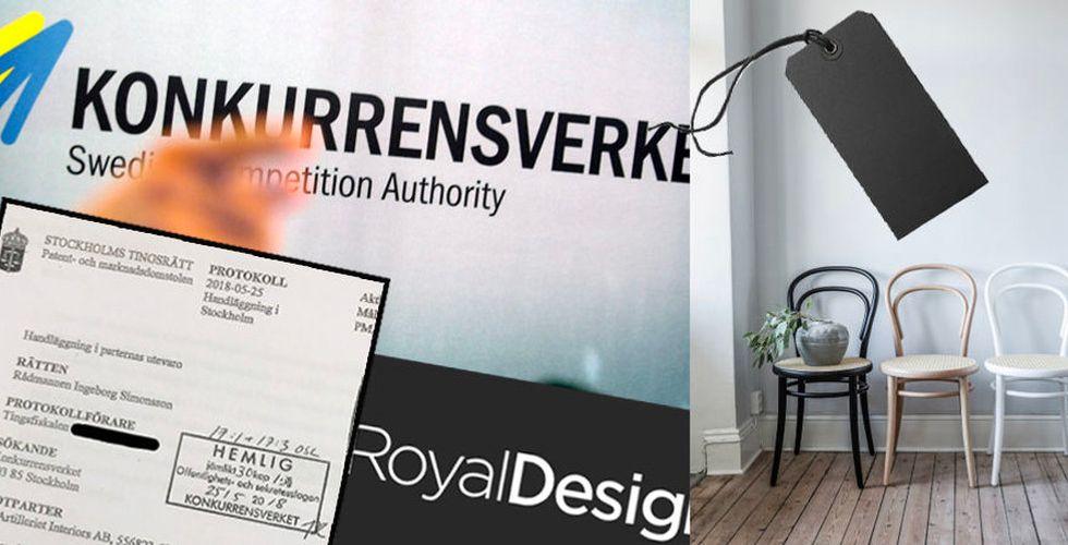 Gryningsräd mot svenska e-handlare – misstänks gjort upp om priser