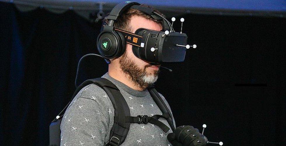 Breakit - Efter succén med Bodyflight – nu startar Micha Velasco VR-centeret Vrex
