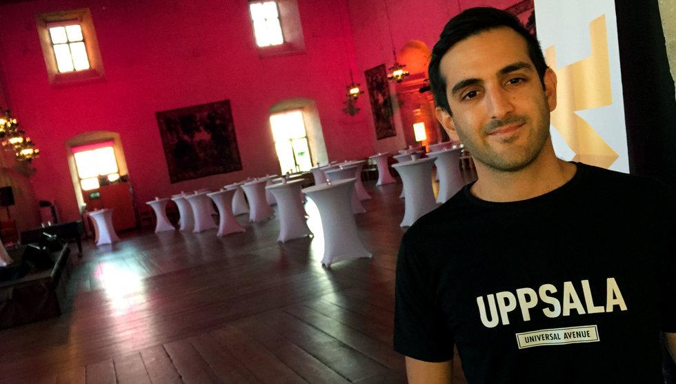 Glöm Stockholm – nu ska Jason Dainter sätta Uppsala på startup-kartan