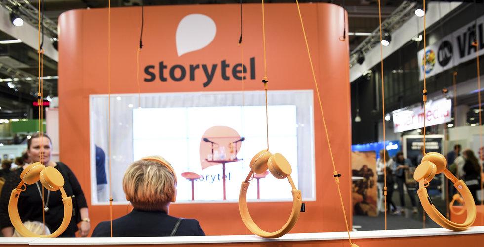 Storytels storägare köper mer