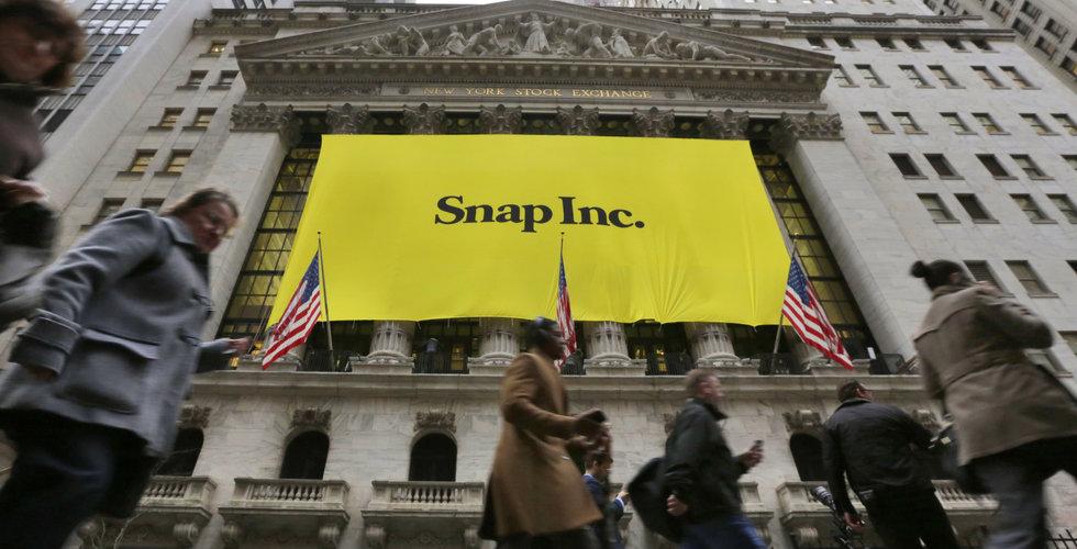 Breakit - Idag börsnoteras Snap – så högt värderas meddelandetjänsten