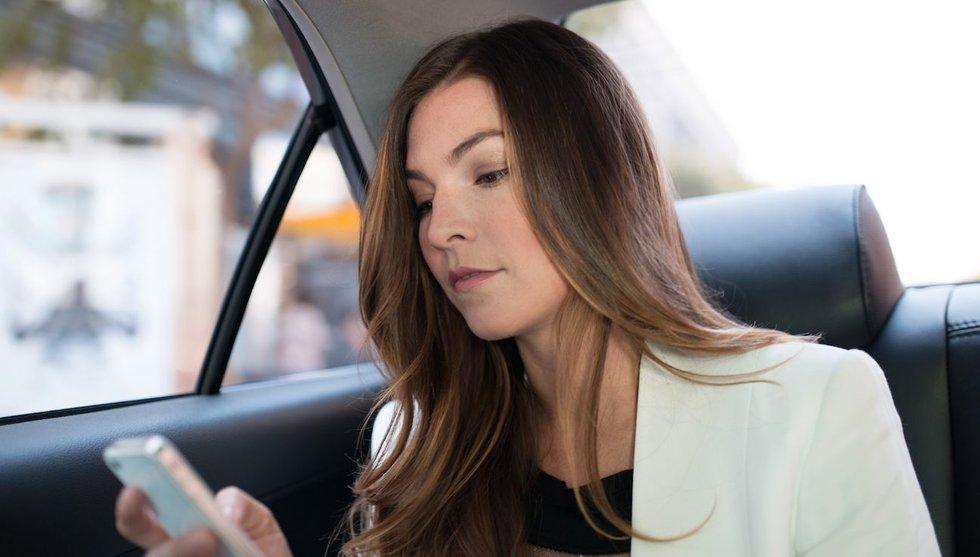 Breakit - Uber ett nytt Facebook - taxiappen värd lika mycket som nätverket innan noteringen