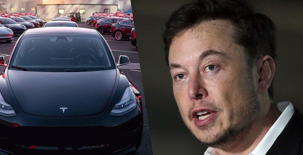 Tesla köper Maxwell technologies för 200 miljoner dollar