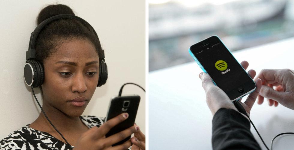 Hur stor makt har skivbolagen över Spotifys spellistor?