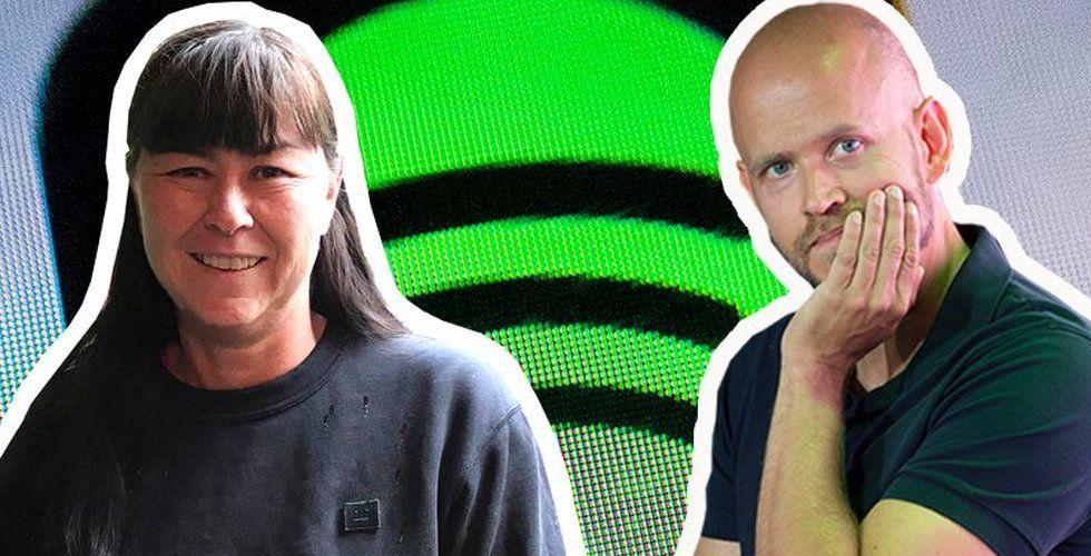 Lönen på Spotify – så mycket tjänar anställda på musikjätten