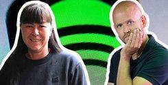 """Maffiga siffran: Så hög är lönen på Spotify: """"Ett högre löneläge"""""""