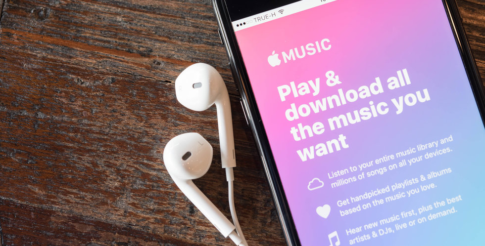Apple lanserar Apple Music radio