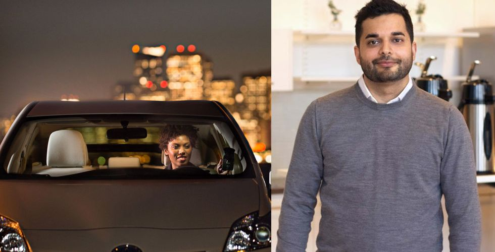Nya siffror visar: Ubers tillväxt ser ut att sakta ner i Sverige
